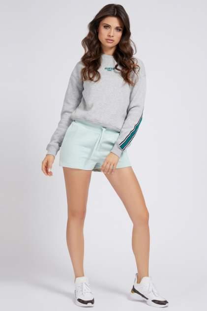 Спортивные шорты женские Guess O1GA02K68I1G8DD зеленые 42