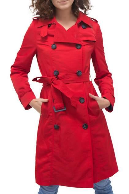 Тренч женский DASTI 482DS20191861 красный L