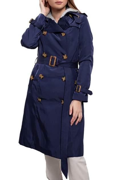 Тренч женский DASTI 482DS20192094 фиолетовый XS