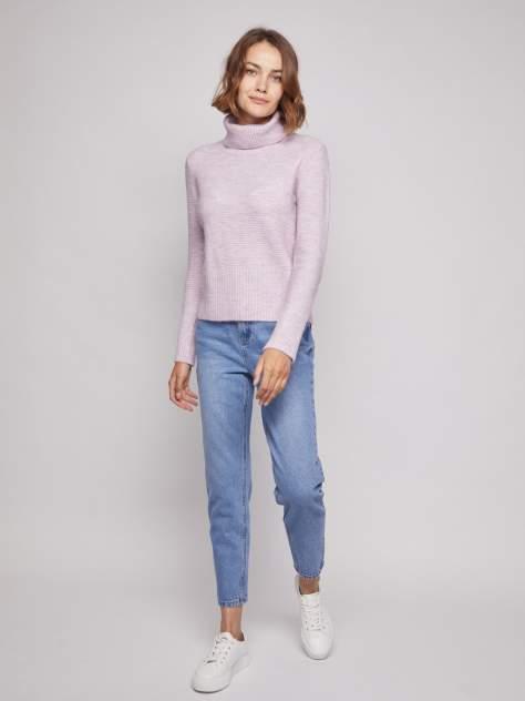 Джемпер женский Zolla 021346143021, фиолетовый