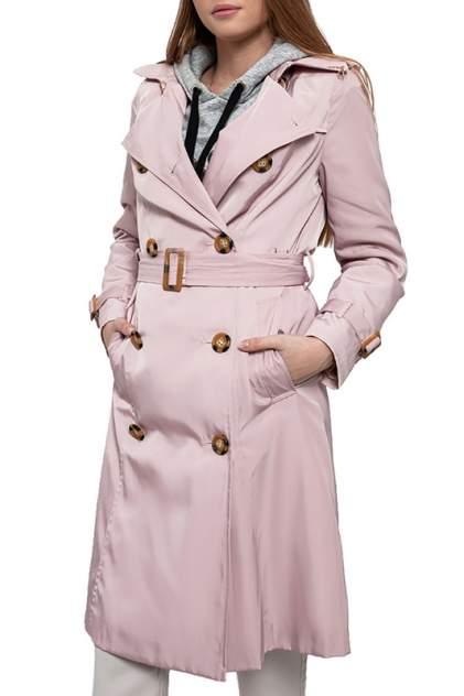 Тренч женский DASTI 482DS20192094 розовый XS
