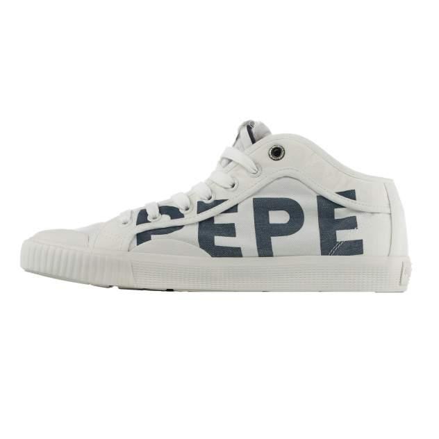 Кеды мужские Pepe Jeans INDUSTRY LOGO PMS30538 синие 43 EU