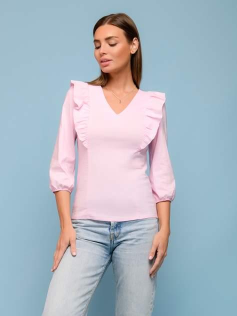 Женская блуза 1001dress 0132107-02470LB, розовый