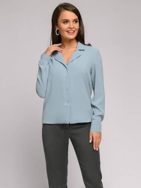 Женская блуза 1001dress DM01712GY, серый