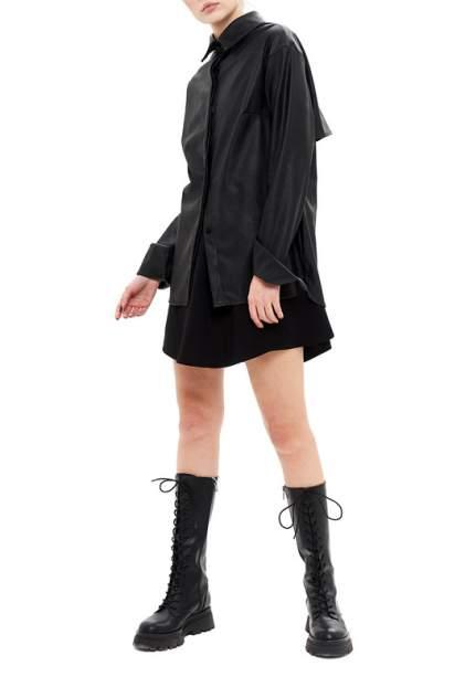Рубашка женская 37THAVENUE 480AV черная 46