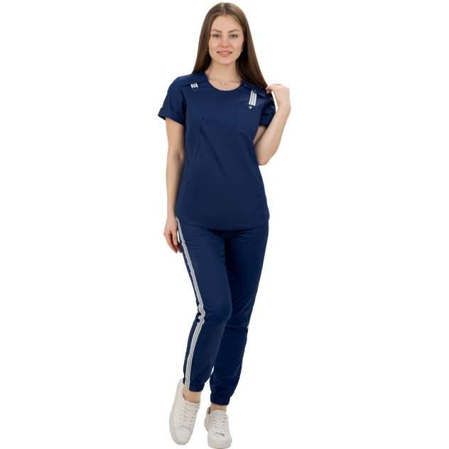 Костюм медицинский женский IVUNIFORMA Джокер синий 52 RU