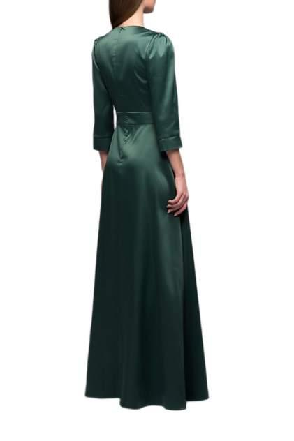 Вечернее платье женское D&M by 1001DRESS DM00206GR зеленое XS