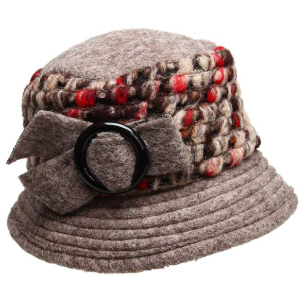 Шляпа женская Venera 9700259 бежевая