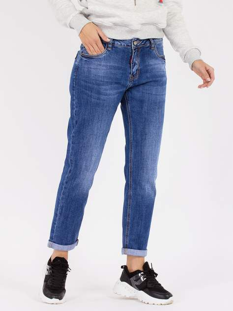 Женские джинсы  RUAN GD57000486, синий
