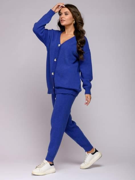 Женские брюки 1001dress 0122008-30102BL, синий