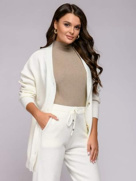 Женские брюки 1001dress 0122008-30102BL, белый