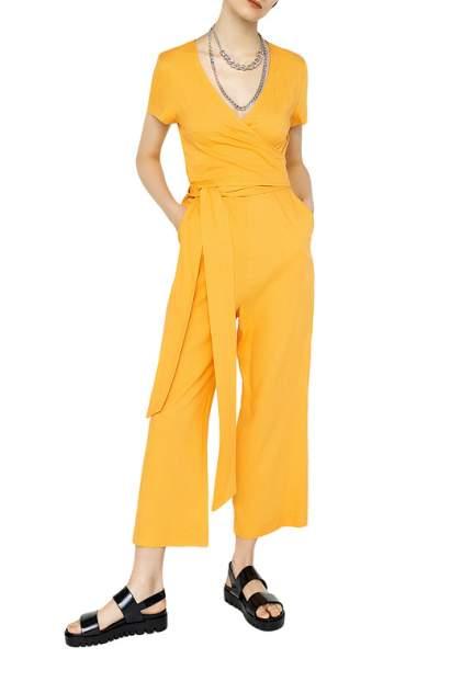 Комбинезон женский befree 2021370781 желтый L