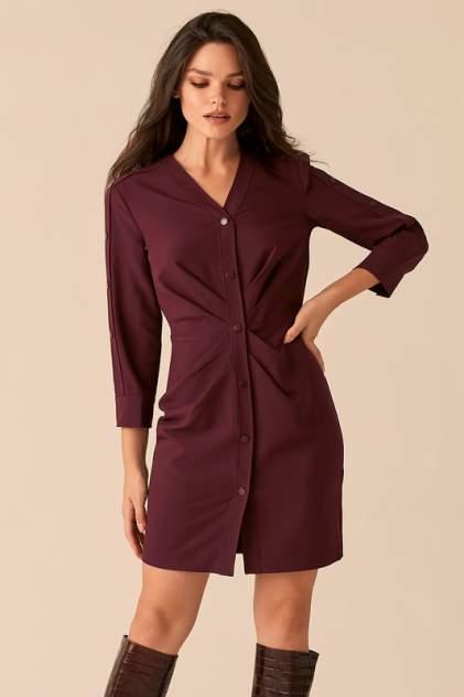 Повседневное платье женское LOVE REPUBLIC 450214538 фиолетовое 40-170