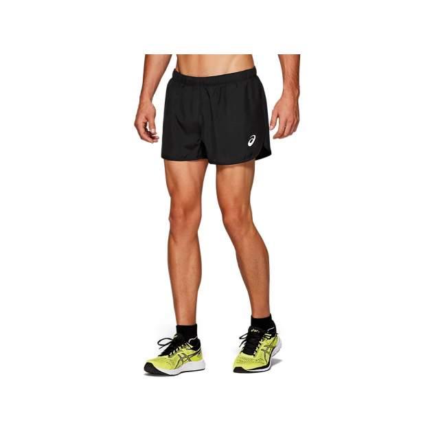 Спортивные шорты мужские Asics Silver Split Short черные L