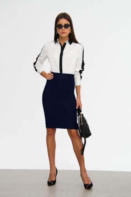 Женская юбка Hochusebetakoe ST 085, синий