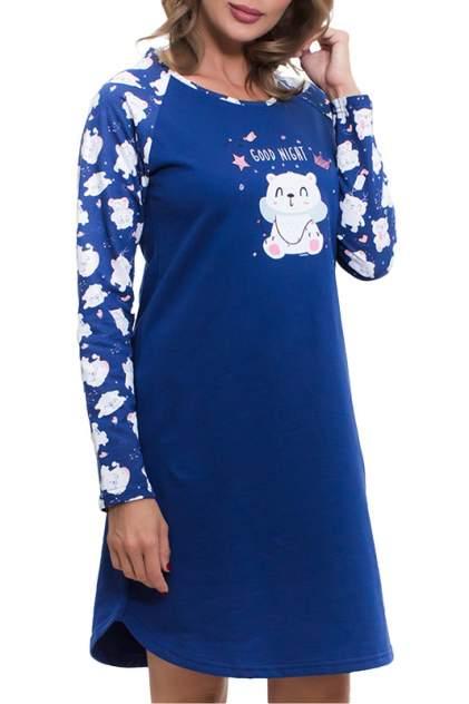 Домашнее платье VIENETTA 8021002050, синий