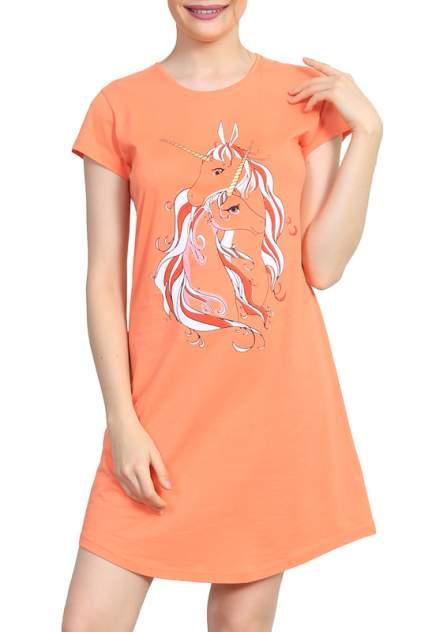 Домашнее платье VIENETTA 9110190000, оранжевый