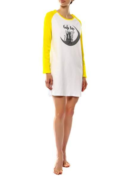 Домашнее платье Tenerezza TEN5425004, желтый