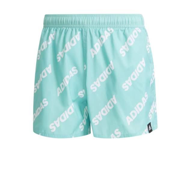Спортивные шорты мужские Adidas Clx Shorts голубые M