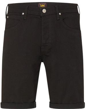 Джинсовые шорты мужские Lee 5 Pocket Short HAWAII DARK синие 30
