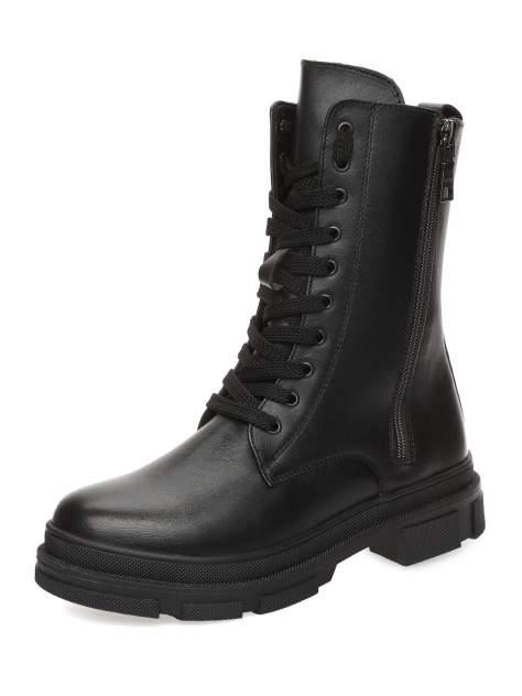 Ботинки женские MAKFLY 114MF-1, черный