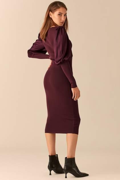 Вечернее платье женское LOVE REPUBLIC 451309557 фиолетовое XS-170