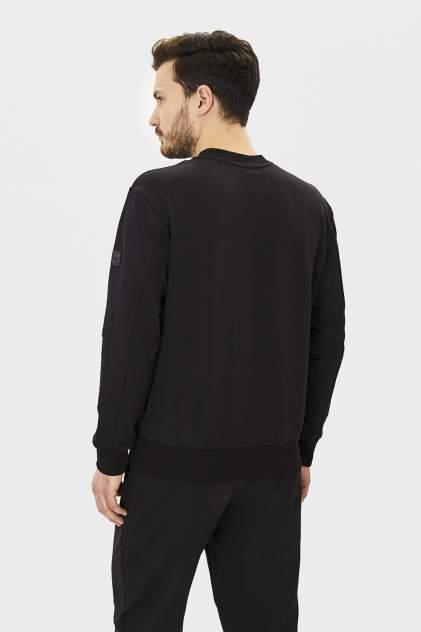 Свитшот мужской Baon B611004 черный 3XL