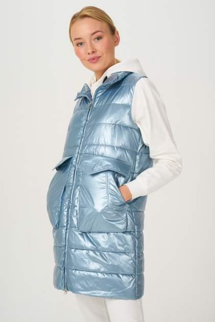 Утепленный жилет женский ELARDIS El_W60935_перламутрово-голубой голубой 44 RU