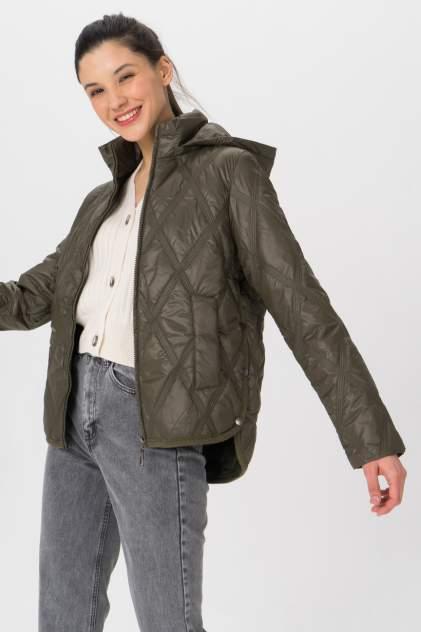 Куртка женская ELARDIS El_W60928 хаки 48 RU