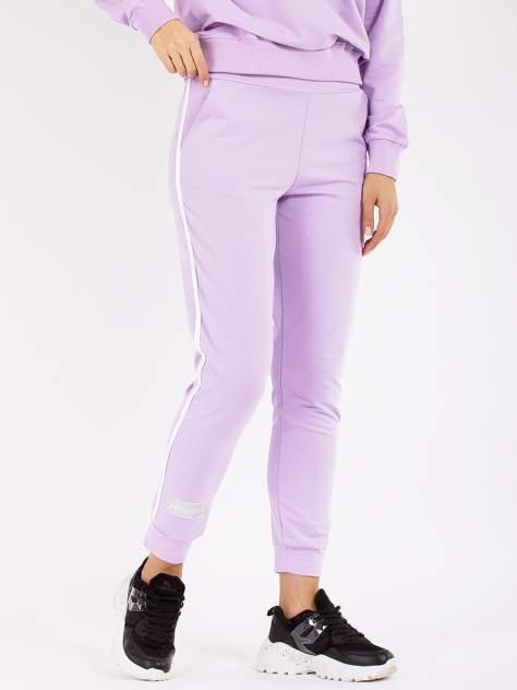 Спортивные брюки женские DAIROS GD50100538 фиолетовые 2XL