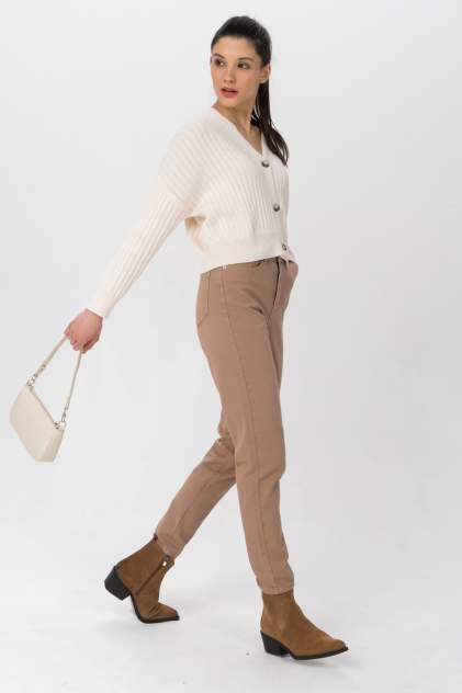 Женские джинсы  Tom Farr T4F W5595, коричневый