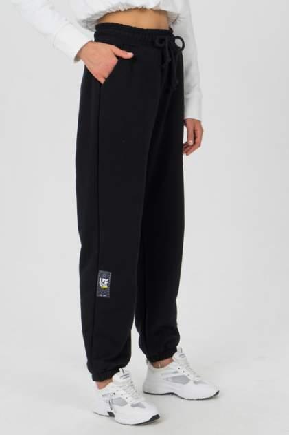 Спортивные брюки женские LA URBA PERSON BLC-059 черные 42-44 RU