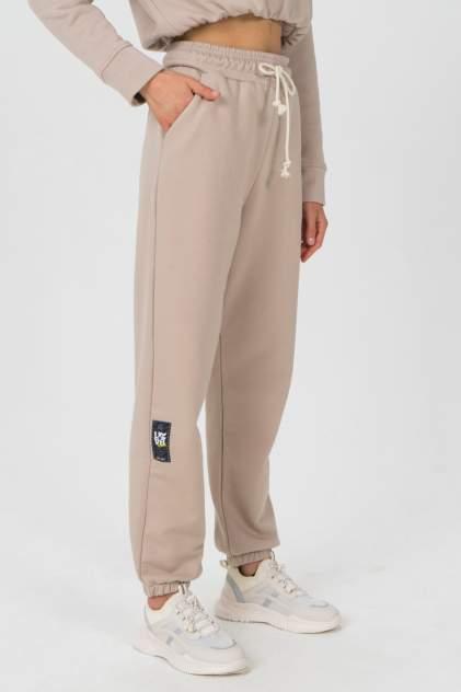 Женские спортивные брюки LA URBA PERSON ND-059, бежевый