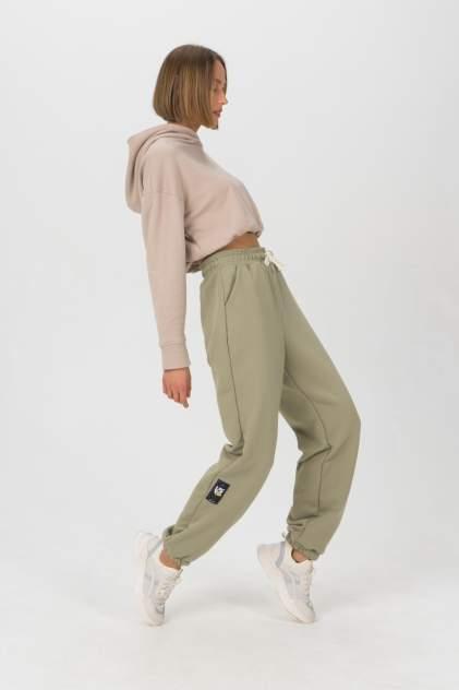 Женские спортивные брюки LA URBA PERSON OLV-059, зеленый