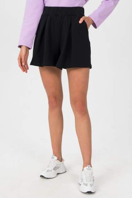 Женские шорты LA URBA PERSON BLC-066, черный