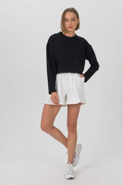 Женские шорты LA URBA PERSON MLK-066, белый