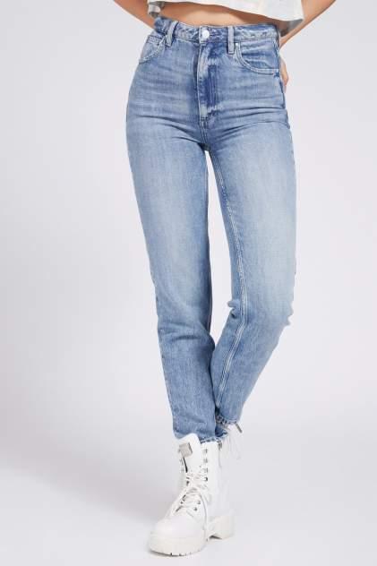 Женские джинсы  Guess W1GA21D4CN1LCAC, голубой