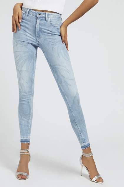 Женские джинсы  Guess W1GA26D3ZTBPOIF, голубой