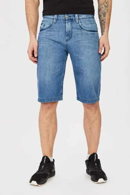 Джинсовые шорты мужские Baon B821018 синие 34