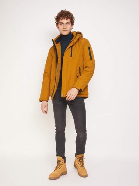 Куртка Zolla 011345102264, коричневый