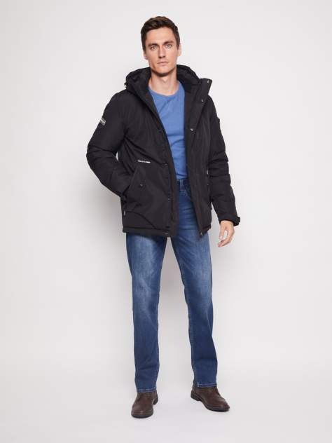 Куртка Zolla 011345102264, черный