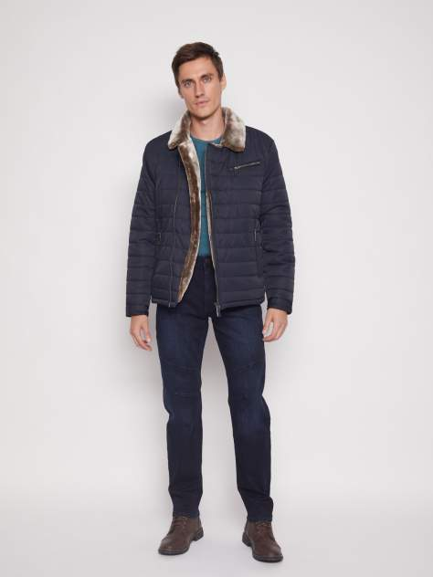 Куртка Zolla 011345150294, синий