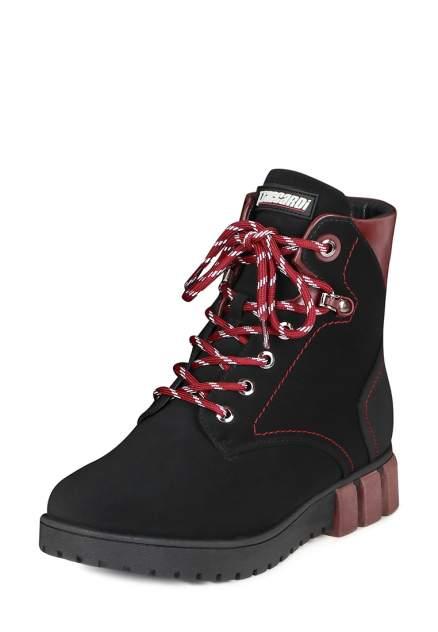 Ботинки женские T.Taccardi K0751HW-4, черный