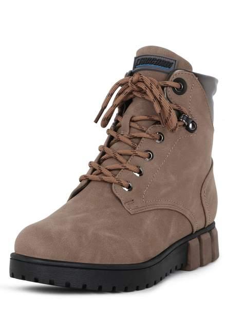 Ботинки женские T.Taccardi K0751HW-4, коричневый