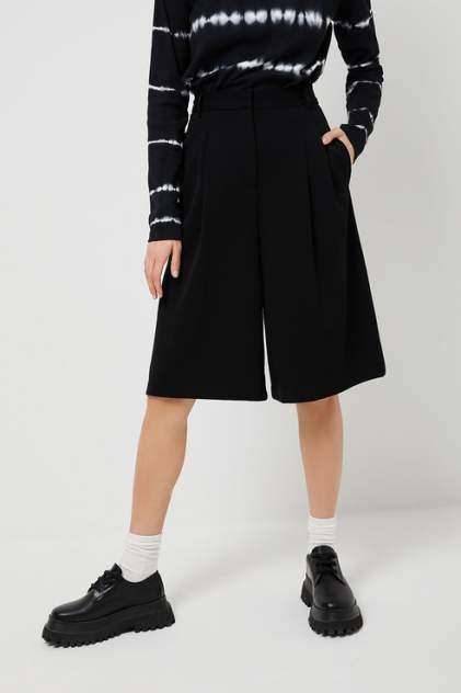 Повседневные шорты женские Sela 1803011538 черные 42