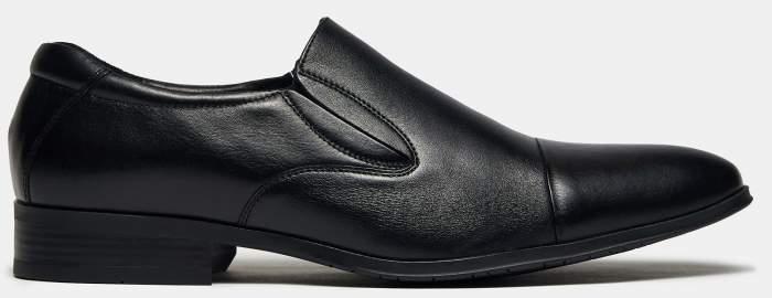 Туфли мужские Ralf Ringer 74102 черные 42 RU