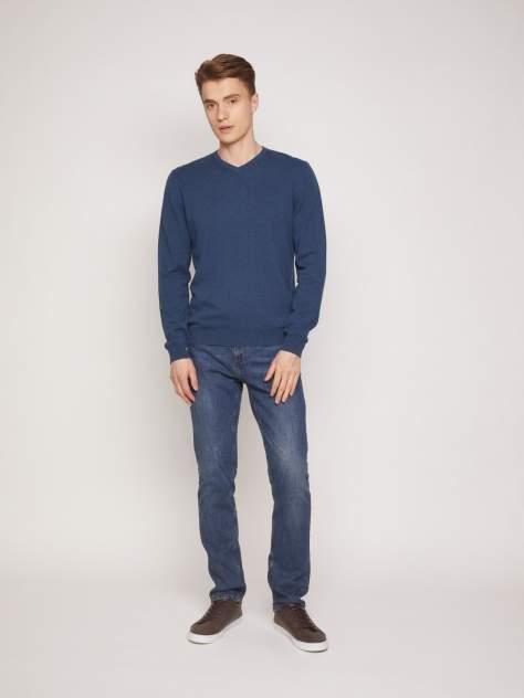 Пуловер мужской  Zolla 011336123032, синий