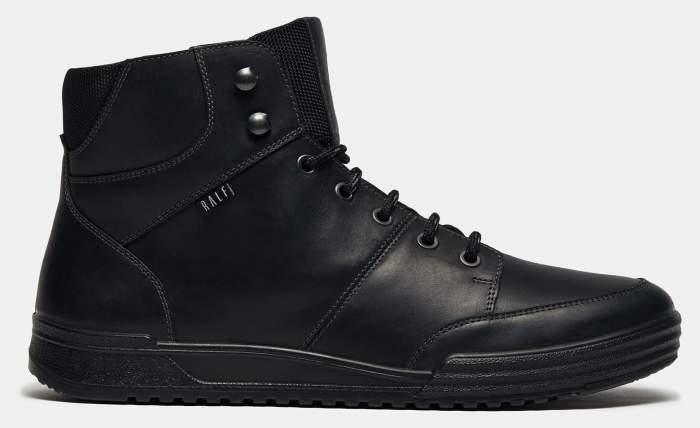 Мужские ботинки Ralf Ringer 075322, черный