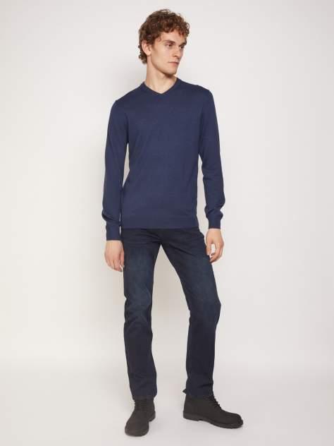 Пуловер мужской  Zolla 011346163022, синий