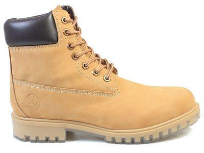 Мужские ботинки Airbox 136306, коричневый